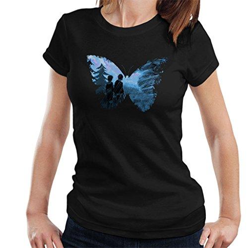 Choice Blue Butterfly Life is Strange Women's T-Shirt