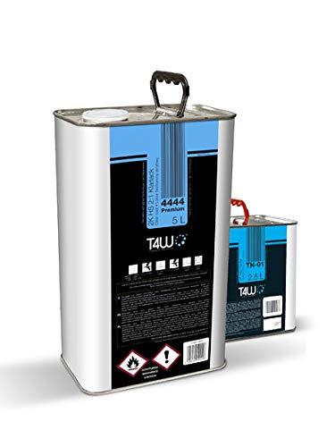 T4W 4444 HS Acryl Lack Premium Klarlack HS 2:1-5 Liter + 2,5 Liter Härter (59022)