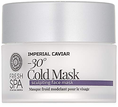 Natura Siberica Natura Siberica Modelująca maska do twarzy -30 Cold Mask Imperial Caviar Natura Siberica