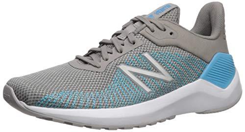 New Balance VENTR V1, Zapatillas para Correr Mujer, Gris, Azul, 38 EU