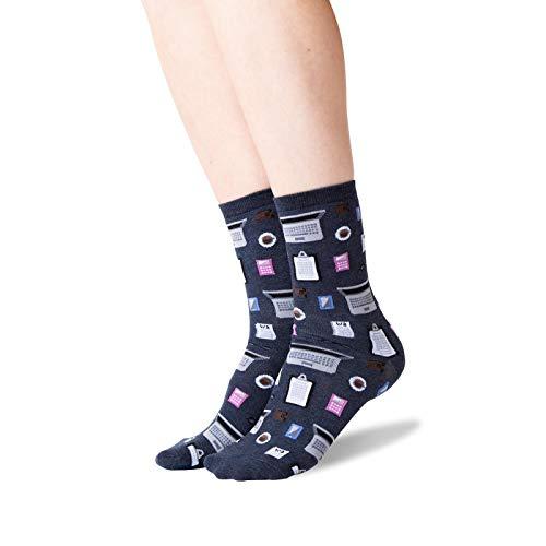 Hot Sox Women's Accountant Sock (De…