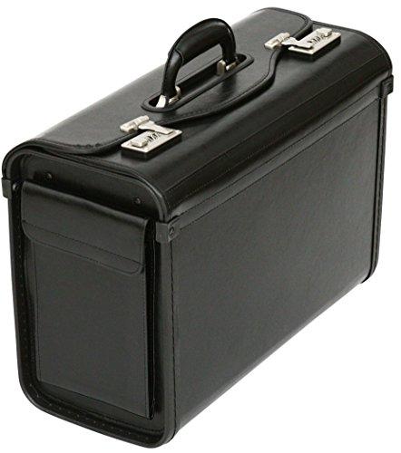 Valigia pilota - ideale come bagaglio a mano - pelle rigenerata