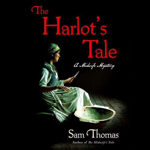 The Harlot's Tale audiobook cover art