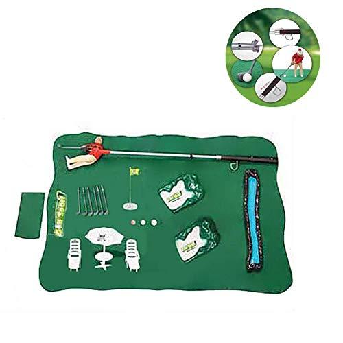 Hit Golfracket, set voor kinderen, professionele set voor kinderen, golfclubs, training, indoor sport, cadeau voor jongens en meisjes