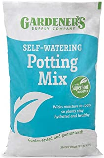 Best soil for self watering containers Reviews