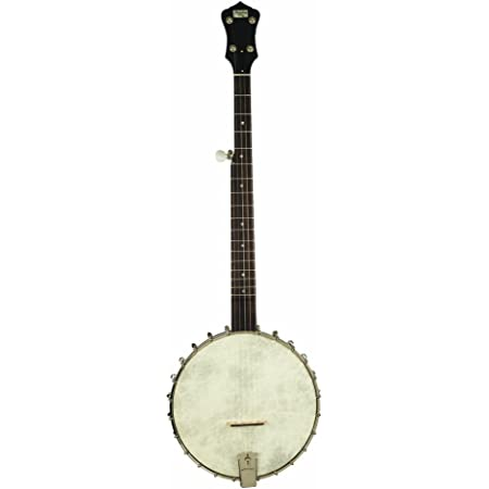 Tuner Gold Tone CC-50 Beginners Openback Banjo w//Bag and Polish Cloth