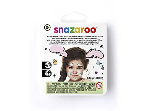 Snazaroo Bunny Face Paint Theme Kit