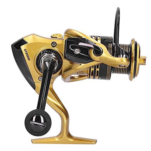 Shanrya Carrete de Pesca Giratorio, Piezas de Pesca 13 + 1 13 + 1 Carrete Giratorio de rodamiento de Bolas para Pescar al Aire Libre