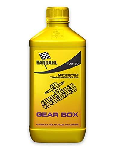 BARDAHL OLIO CARTER MOTO GEAR BOX 10W-30