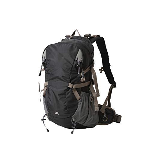 Waterdichte outdoor sport rugzak, 35L fietstas, bergbeklimmer tas, reistas, met regenhoes