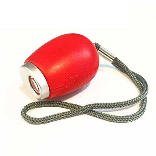 zyr Projektionswecker Digital Date Snooze Funktion Hintergrundbeleuchtung Projektor Schreibtisch Tisch LED Uhr Mit Zeitprojektion, rot kein Alarm