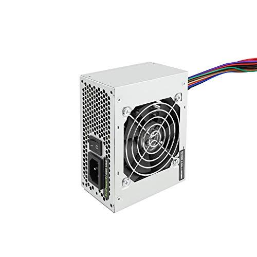TooQ tqep–Alimentatore di rete Eco Power (500W, ATX 12V v1.3) colore: argento