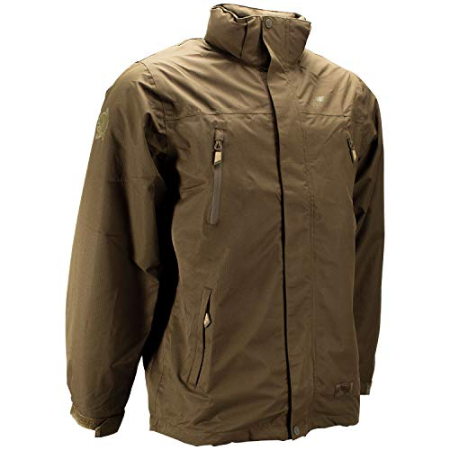 Nash Waterproof Jacket Regenjacke Größe L