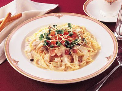 RCH パスタソース レトルト ツナクリーム(業務用)5食