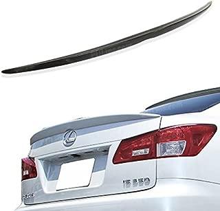 PULips(LXIS06OERW) OE F Sports Style Rear Trunk Spoiler For Lexus IS 2006-2013