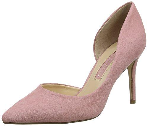 Dorothy Perkins Esther, Scarpe col Tacco Punta Chiusa Donna, Pink (Pink 30), 39 EU