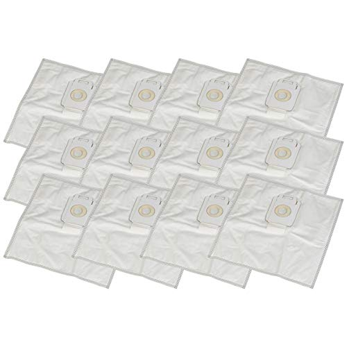 15 x Panno Sacchetti Per Aspirapolvere Per Nilfisk KING Series Hoover Sacchetto