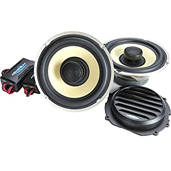 Aquatic AV Compatible with Harley-Davidson Ultra Series 6-1/2  Speakers HS111