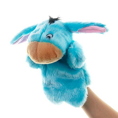 NUOBESTY Marionetas Mano Animales Juguetes