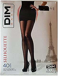 DIM Women's 015O-BLACK (3AM) Tights