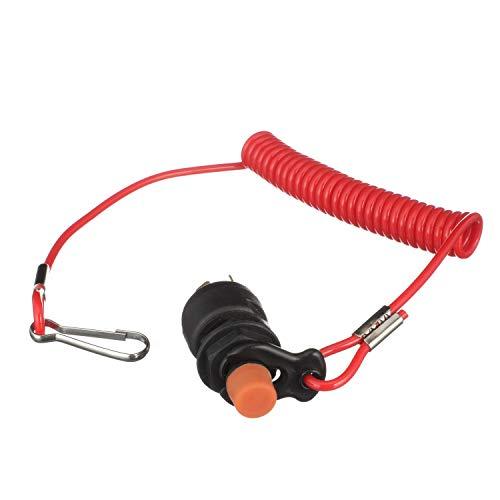 Seachoice 50-11681 Interruptor con Hombre al Agua Universal