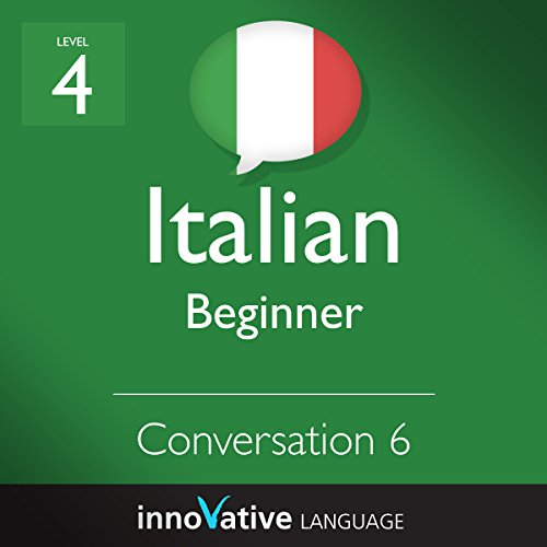 Beginner Conversation #6 (Italian) cover art