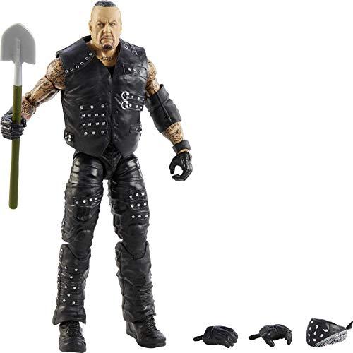 WWE Élite Figura El Enterrador (Undertaker) (Mattel GVB77)