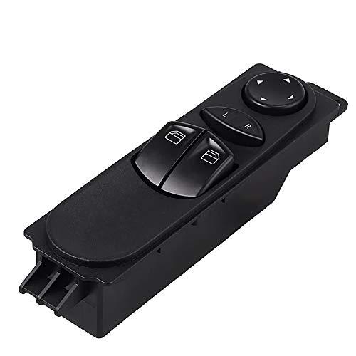 KAOLALI Botonera Elevalunas Compatible para Mercedes-Benz W639 Vito Mixto Kasten Wieland Interruptor Elevalunas 6395450913 A6395450913