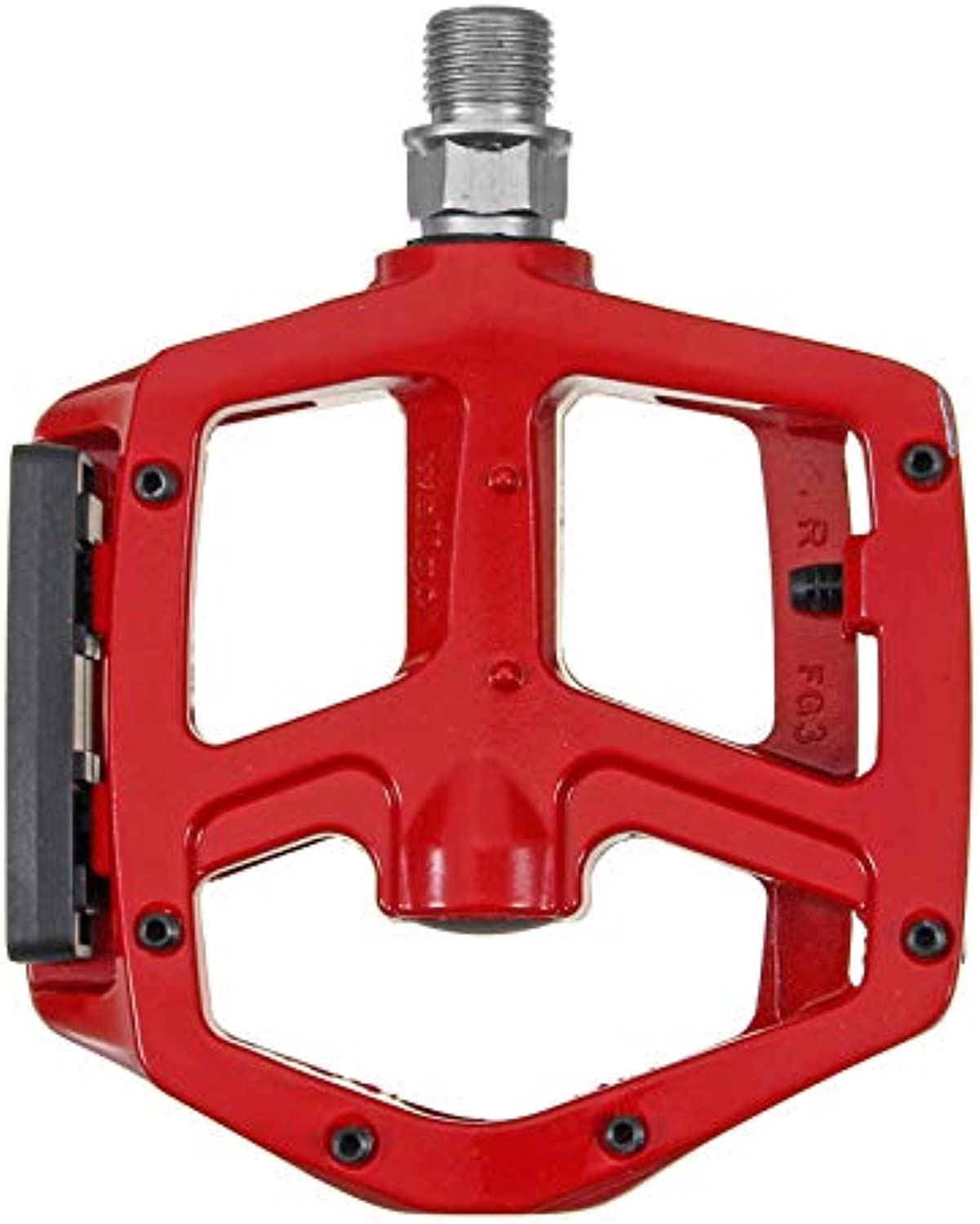 WELLGO MG36 Ultralight Pedals 2DU Aluminum Alloy MTB Mountain Bike Pedals  Red