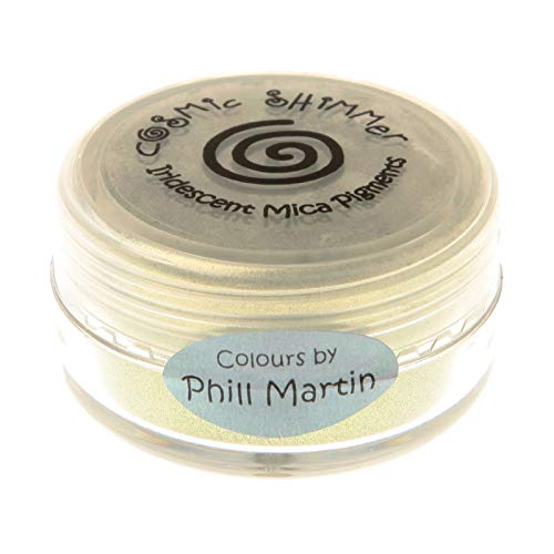 Cosmic Shimmer Phillip Martin Poudre de mica Chic Mousse, 10 ML