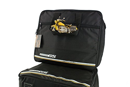 made4bikers Promotion: Bolsas Interiores Adecuado para de los Modelos BMW R1200GS-LC (K51) a Partir de 2014 (R1200 GS LC) - para los Casos de Aluminio