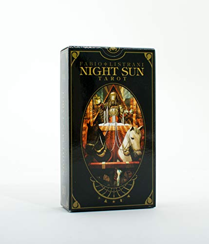 Night Sun Tarot: 78 Full colour cards and 16 page guide booklet
