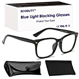 Lunette Anti Lumiere Bleue,Lunettes Ordinateur,Lunette Gaming,Blue Light Blocking Glasses,Anti Lumière Anti fatigue oculaire pour femmes et hommes