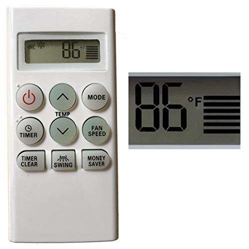 Replacement Friedrich Air Conditioner Remote...