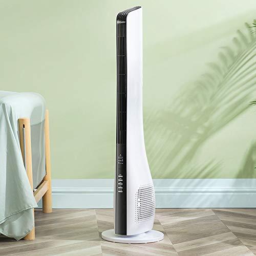 Ventilator Säulenventilator Turmventilator leise Standventilator Leistungsstarker Motor   Weiss
