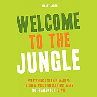 Welcome to the Jungle audiobook cover art