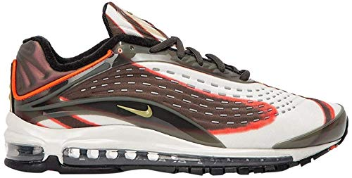 Nike Air MAX Deluxe, Zapatillas de Gimnasia para Hombre, Verde (Sequoia/Camper Green/Team Orange/Black 300), 40 EU