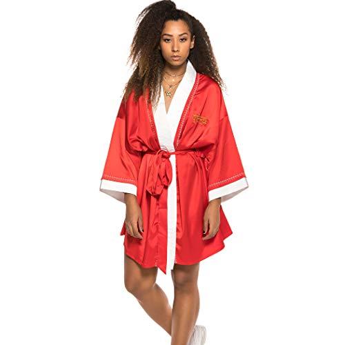 GRIMEY Kimono Chica SHAMBALA FW18 Red-M