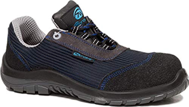 7Wonders 02000ALB73534 - Sautope di sicurezza, modellololo nuovo Floway S1P, Coloreeee  nero blu, taglia 41