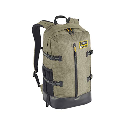 Eagle Creek National Geographic Adventure Backpack Daypack, Mineral Green, 30L