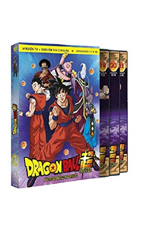 Dragon Ball Super. Box 7. [DVD]