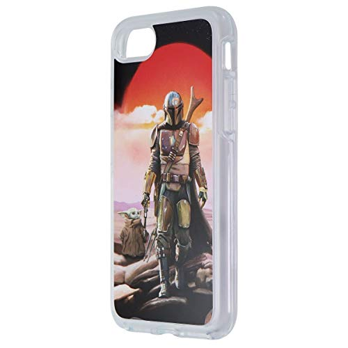 OtterBox Symmetry Case for iPhone SE (2nd Gen) / 8 / 7 - Mandalorian / Star Wars