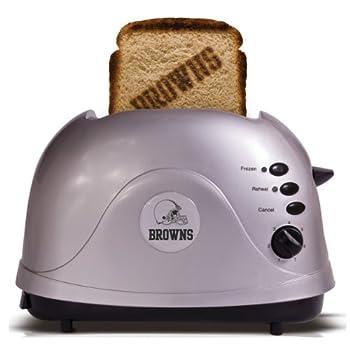 NFL Cleveland Browns Protoast Team Logo Toaster