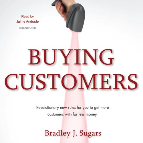 Buying Customers audiobook cover art