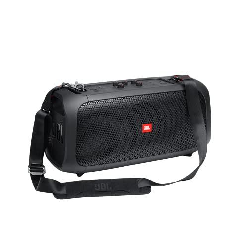 JBL Partybox OTG UK, Party-Lautsprecher, Gurt und Mikrofon, UK-Version