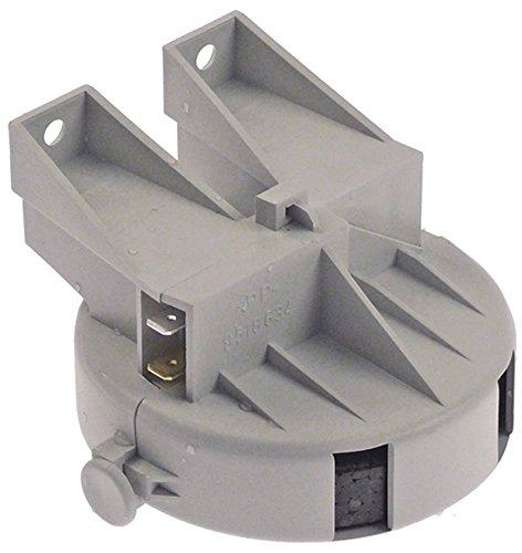 Meiko Schwimmerschalter für Spülmaschine FV40.2, FV40.2M, FV40.2MIKE2 Anschluss Flachstecker 6,3mm ø 85mm 1NC Länge 90mm 16A