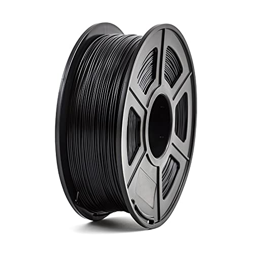 ZFX-DAYIN, 1pc 3D Printer PLA ABS Filament +/- 1,75 mm 1 kg 0,02 mm for 343 millions 2.2lbs 3d imprimante ou 3 □ Pen 3D Imprimer Impression en plastique Filament pas cher ( Color : Pla plus BLACK )
