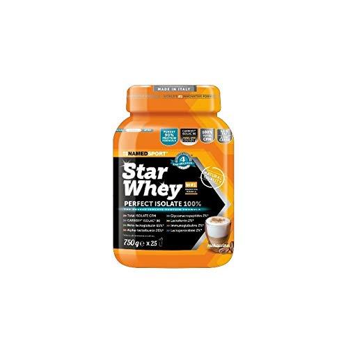 Named Star Whey - Proteine con gusto Mokaccino, 750 g