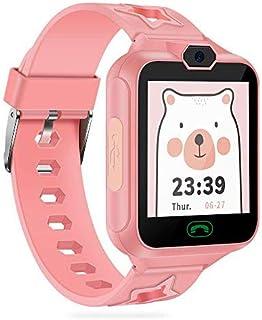 comprar comparacion AGPTEK Smartwatch Niños con 8GB SD Tarjeta, Reloj Inteligente para Niños con Hacer Llamada, SOS, Cámara, Música, Juegos y ...
