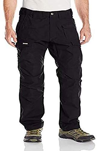 Blackhawk. pour Homme Pursuit Tactical Pants, Homme, Noir